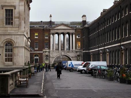 Королевский колледж в Лондоне. Фото: Dogfael/flickr.com
