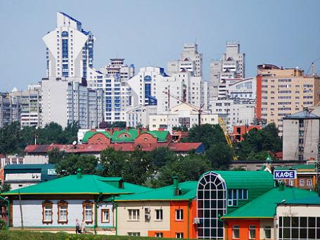Самое доступное жилье можно найти в Барнауле. Фото: Alex (Darth Vader)/flickr.com