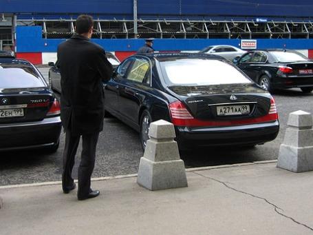 Среди владельцев Maybach называют Владимира Жириновского и Анастасию Волочкову. Фото: AaverageJoe/flickr.com