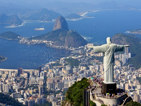 Бразилия до конца года займет шестое место по ВВП в мире, потеснив Британию. Фото: CM Ortega/flickr.com