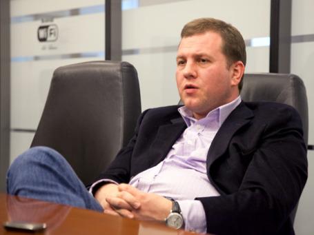 Исполнительный директор «ЮТВ Холдинга» Дмитрий Сергеев надеется на успех нового семейного канала Disney. Фото: BFM.ru