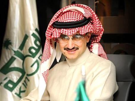 Принц Альвалид бен Талаль — племянник короля Саудовской Аравии Абдаллы бен Абдель Азиза Аль Сауда.Фото: AP