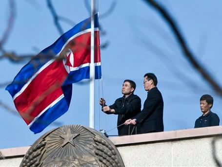 Умер Ким Чен Ир. Он  правил КНДР  с 1994 года. Фото: AP