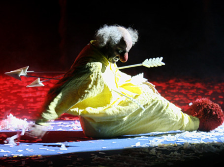 Теплоход, который когда-то планировалось отдать «Театру дураков» Вячеслава Полунина, будет продан с аукциона.Фото: ИТАР-ТАСС