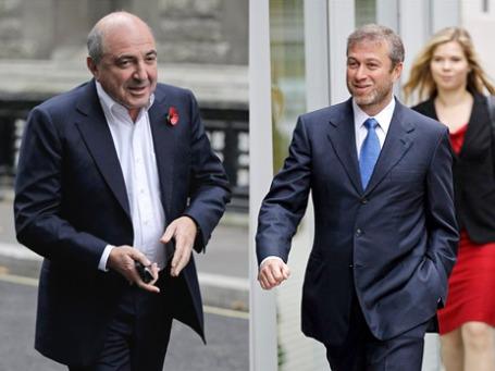 Решение суда по делу «Березовский против Абрамовича» ожидается не раньше весны. Фото: AP