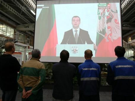 Дмитрий Медведев напугал многих прогнозом о «глобальной депрессии». Фото: РИА Новости