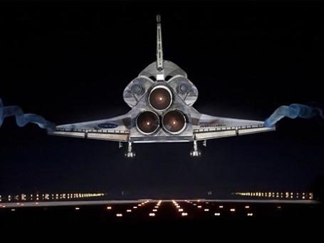 «Атлантис» 33 раза летал в космос, преодолев в общей сложности более 200 млн километров. Фото: AP