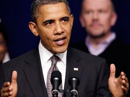 Президент США Барак Обама. Фото: AP