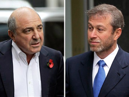 Суд между Березовским и Абрамовичем, как предполагается, завершится весной 2012 года. Фото: AP