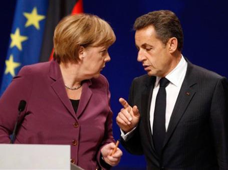 Руководители двух крупнейших экономик Европы не смогли подвигнуть коллег по ЕС на кардинальные реформы. Фото: AP