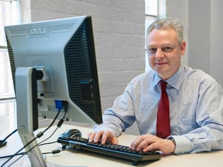 Эдди Уильямс. Фото предоставлено пресс-службой G Data Software