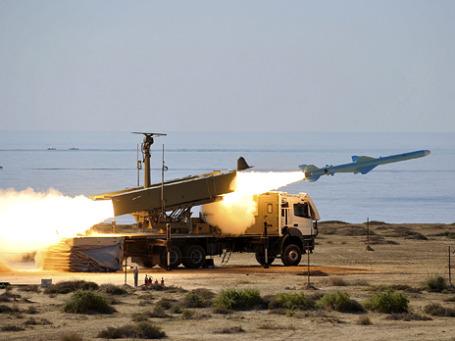 Запуск ракеты 2 января 2012 года. Фото: AP