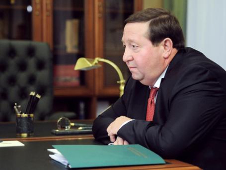 Илья Михальчук ушел в отставку, не дожидаясь оргвыводов. Фото: РИА Новости