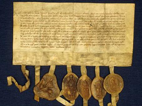 Компания Stora Enso выпустила свою первую акцию в 1288 году. Фото: Русская служба Би-би-си