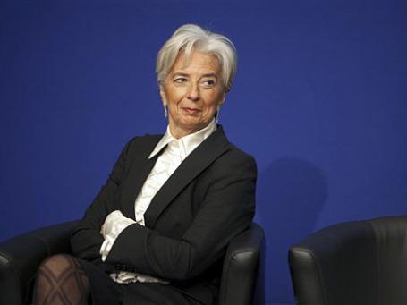 Кристин Лагард сформулировала антикризисные меры. Фото: AP