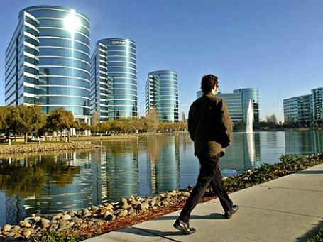 Кремниевая долина переживает экономический бум, а среднегодовая заработная плата технических специалистов, работающих там, превышает 100 тысяч долларов. Фото: AP