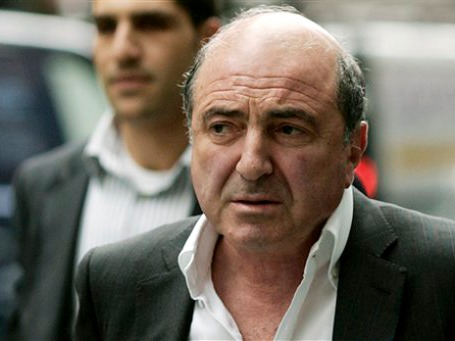 Борису Березовскому после тяжбы с Абрамовичем предстоит еще один судебный процесс в Лондоне — против родственников Бадри Патаркацишвили. Фото: AP