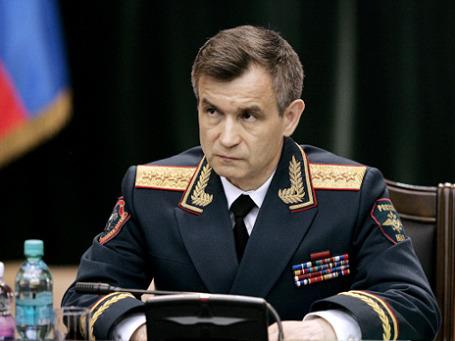 Рашид Нургалиев наказал генерала за дела его подчиненных. Фото: РИА Новости