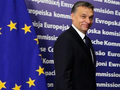 Премьер-министр Венгрии Виктор Орбан: «Мы готовы к консультациям по всем вопросам». . Фото: AP