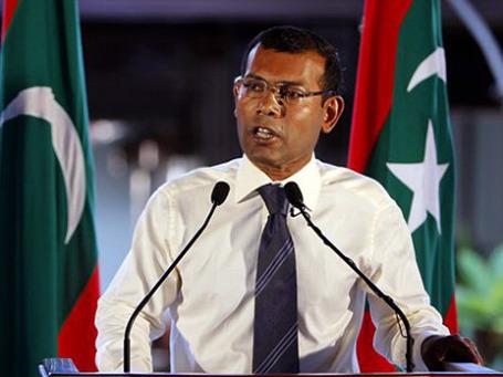Мохамед Нашид 7 февраля подал в отставку с поста президента Мальдив. Фото: AP