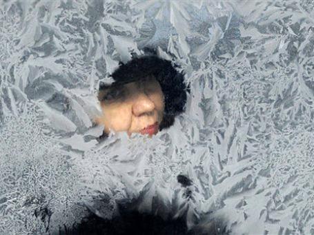Европа — во власти сильных морозов. Фото: AP