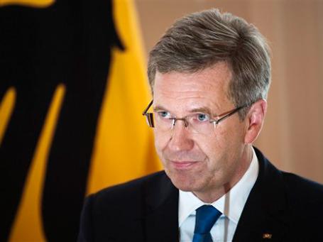 Кристиан Вульф подал в отставку с поста президента Германии. Фото: AP