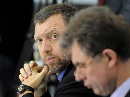 Миллиардер Олег Дерипаска заочно встретится в суде со своей «крышей» в лице Михаила Черного.Фото: ИТАР-ТАСС