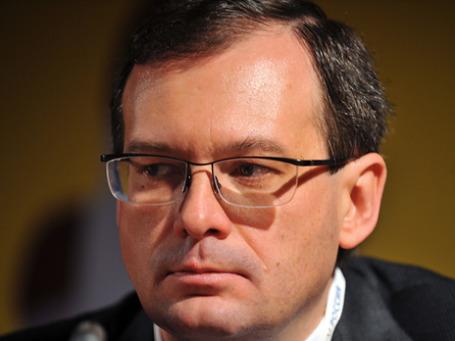Заместитель председателя Центробанка России Михаил Сухов. Фото: therussiaforum.ru