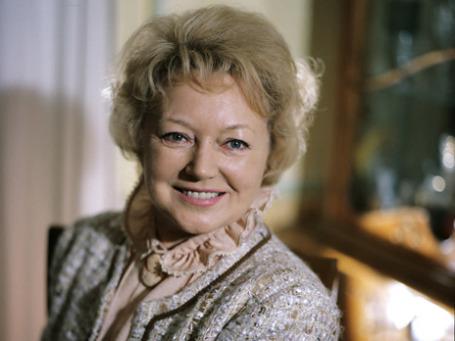 Людмила Касаткина. 1987 год. Фото: РИА Новости