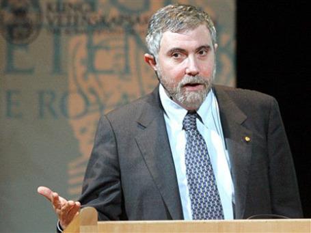 Нобелевский лауреат Пол Кругман уверен, что чрезмерно разросшееся государство благосостояния не является источником проблем. Фото: AP