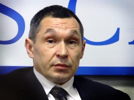 Владимир Переверзин считает следствие и судебный процесс над ним «правовым беспределом». Фото: ИТАР-ТАСС