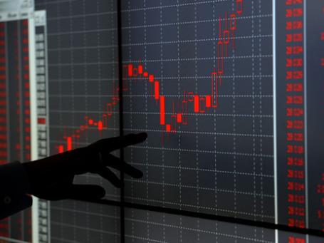 Рост фондового рынка РФ вряд ли оправдан только экономическими факторами. Фото: Григорий Собченко/BFM.ru