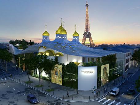 Москва на Сене? Фото: arx-group.ru