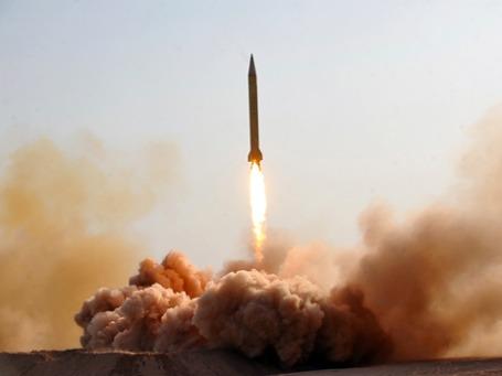 Военные учения «Великий пророк-6» в Иране. 2011 год. Фото: ИТАР-ТАСС