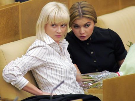 В Госдуме прошлого созыва женщин было всего 13,3%. Фото: ИТАР-ТАСС