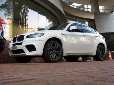 BMW X6. Фото: Delfino Mattos/flickr.com
