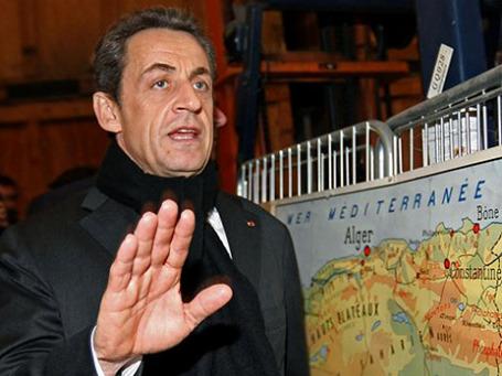Президент Франции Николя Саркози  уже неоднократно призывал переосмыслить Шенгенское соглашение, усилить контроль на внешних границах шенгенской зоны и создать для этого специальные механизмы. Фото: АР