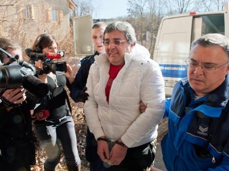Булат Чагаев, которого считают «самым таинственным из значимых персонажей российского футбола», был задержан в Швейцарии 26 января. Фото: ИТАР-ТАСС