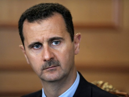 Башару Асаду пока удается справляться с волной протестов. Фото: РИА Новости