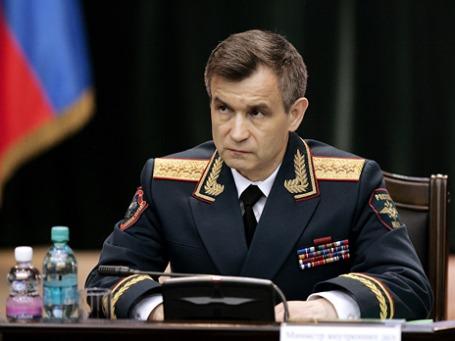 Глава МВД Рашид Нургалиев расценивает случившееся в Казани как предательство. Фото: РИА Новости