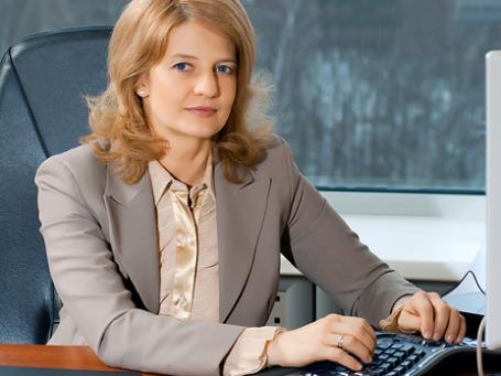 Наталья Касперская. Фото предоставлено пресс-службой InfoWatch