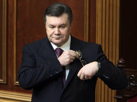 Президент Украины Виктор Янукович примет участие в заседании Межгосударственного совета Евразийского экономического сообщества. Фото: РИА Новости