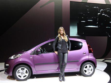 Peugeot 107. Фото: AP