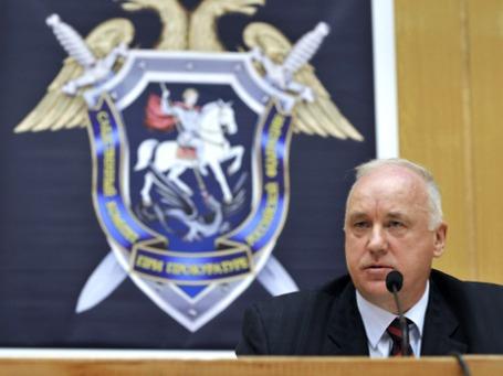 Глава СКР Александр Бастрыкин не исключил, что за действиями полицейских будет следить специальный отдел. Фото: РИА Новости
