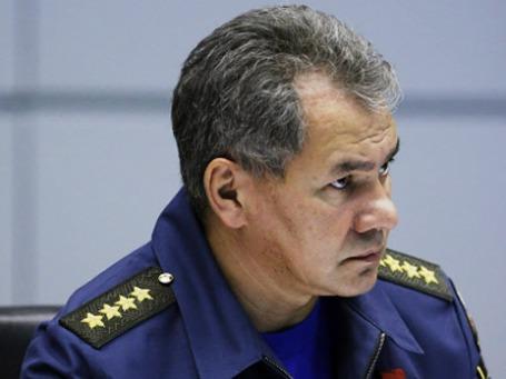 Герой России Сергей Шойгу назван в числе претендентов на пост губернатора Московской области. Фото: РИА Новости