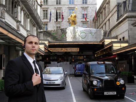 Гостиницу «Савой» считают «самым британским» из всех отелей Лондона. Фото: AP