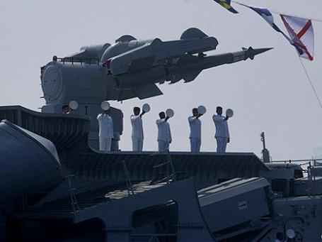 К 2020 году у Индии может быть полноценный атомный подводный флот.Фото: AP