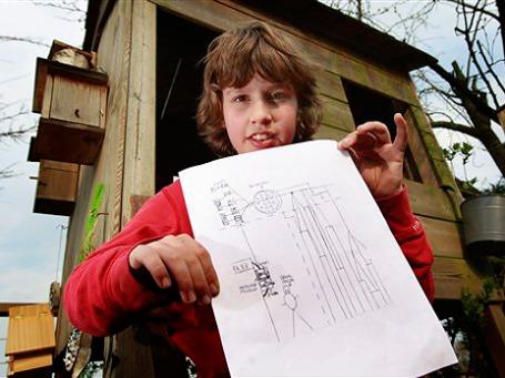 Юрре Херманс нарисовал схему выхода Греции из кризиса. Фото: AP