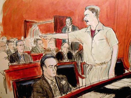 Виктор Бут не признал себя виновным. Фото: АР