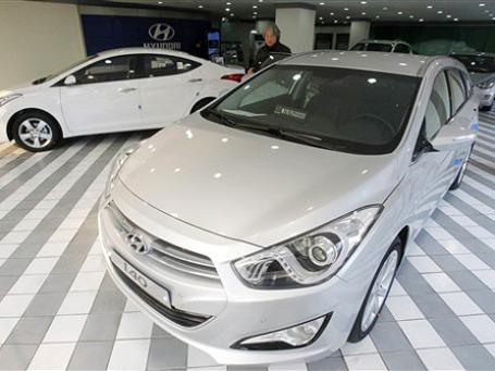 Hyundai i40. Фото: АР
